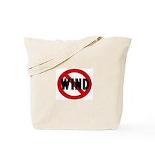 Anti wind Tote Bag