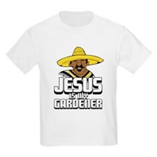Jesus is my gardener T-Shirt