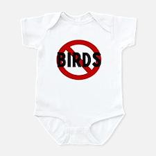 Anti birds Infant Bodysuit