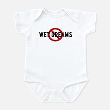 Anti wet dreams Infant Bodysuit