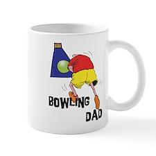 Bowling Dad Coffee Cup 11oz