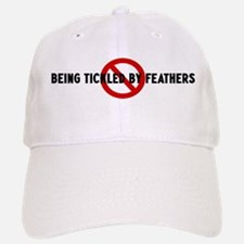 Anti being tickled by feather Baseball Baseball Cap