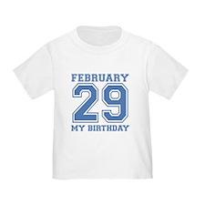 Varsity 29 Birthday T