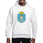 Szamotuly Crest Hooded Sweatshirt