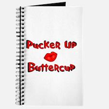 RK Pucker Up Buttercup Journal