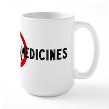 Anti mercuruial medicines Mug