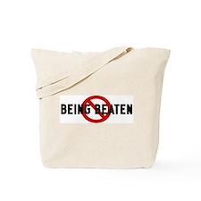 Anti being beaten Tote Bag