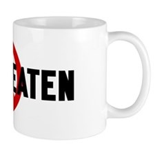 Anti being beaten Mug