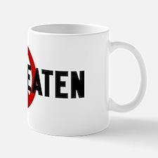 Anti being beaten Mug