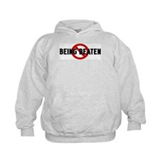 Anti being beaten Hoodie
