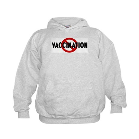 Anti vaccination Kids Hoodie