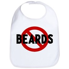 Anti beards Bib