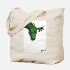 Pocket Dragon Tote Bag