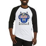 O'Houlaghan Family Crest Baseball Jersey