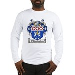 O'Houlaghan Family Crest Long Sleeve T-Shirt