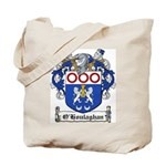 O'Houlaghan Family Crest Tote Bag