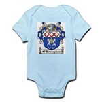 O'Houlaghan Family Crest Infant Creeper