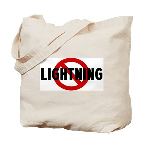 Anti lightning Tote Bag