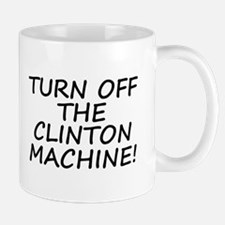 Anti-Hillary & Bill Clinton M Mug