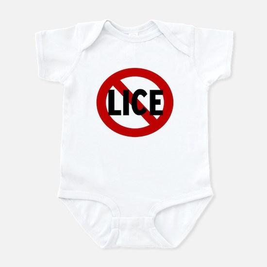 Anti lice Infant Bodysuit