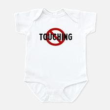 Anti touching Infant Bodysuit