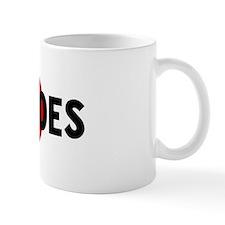 Anti tornadoes Mug