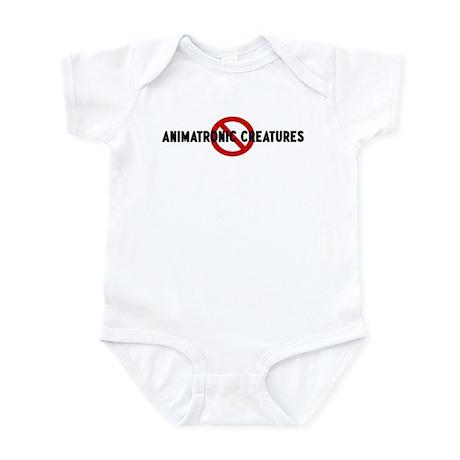Anti animatronic creatures Infant Bodysuit