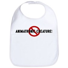 Anti animatronic creatures Bib