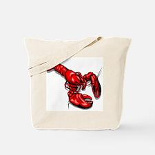 LOBSTER_2 Tote Bag