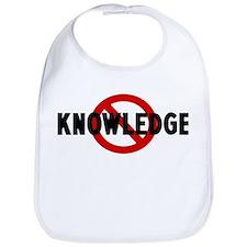 Anti knowledge Bib
