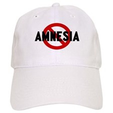 Anti amnesia Baseball Cap