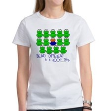 Being Different 1 (FROGS) Tee