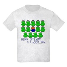 Being Different 1 (FROGS) T-Shirt