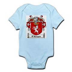 O'Keegan Family Crest Infant Creeper