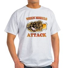 When morels attack T-Shirt
