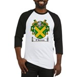 O'Keevan Family Crest Baseball Jersey