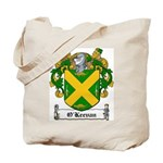 O'Keevan Family Crest Tote Bag