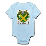 O'Keevan Family Crest Infant Creeper