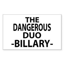 Anti-Billary Rectangle Decal
