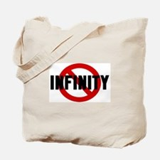 Anti infinity Tote Bag