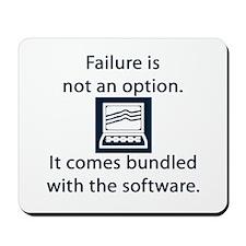Failure Mousepad