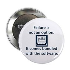 "Failure 2.25"" Button"