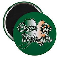 """Erin Go Bragh v14 2.25"""" Magnet (100 pack)"""