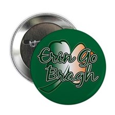 "Erin Go Bragh v14 2.25"" Button (10 pack)"