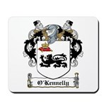 O'Kennelly Family Crest Mousepad