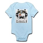 O'Kennelly Family Crest Infant Creeper