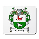 O'Leary Family Crest Mousepad
