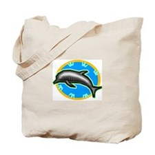 DOLPHIN_12 Tote Bag