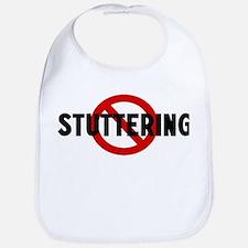 Anti stuttering Bib