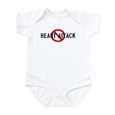 Anti heart attack Infant Bodysuit